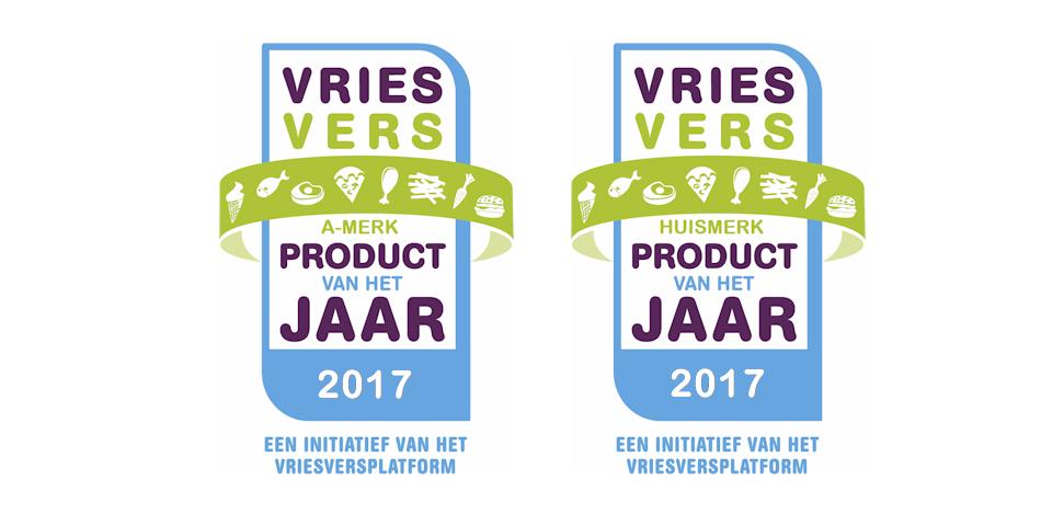 VVP Product van het Jaar 2017 A-merk en Huismerk