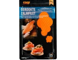 De Top! van Coop Zalmfilet