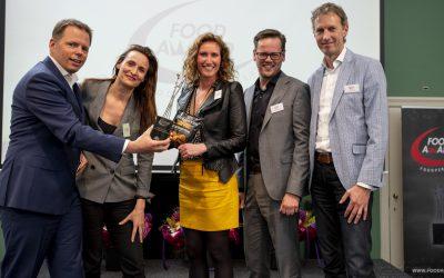 Winnaar FoodAward voor beste introductie 2018