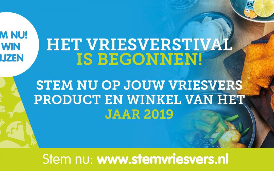 Winkelactie VriesVerstival weer van start!