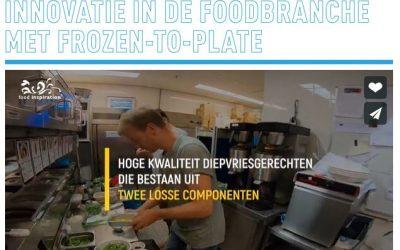 Innovatie in de foodbranche