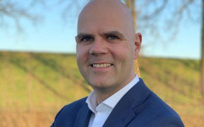 Gerben Nijeboer nieuwe voorzitter VVP