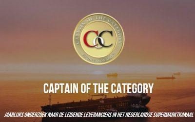 Winnaars Captain of the Category 2021